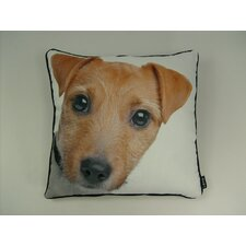 <strong>lava</strong> Jack Russell Pillow