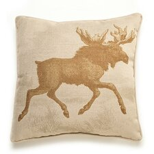 <strong>lava</strong> Lava Moose Etching Pillow