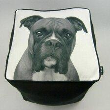 Boxer Cube Ottoman