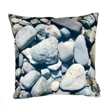 <strong>lava</strong> Stones Feather Filled Pillow