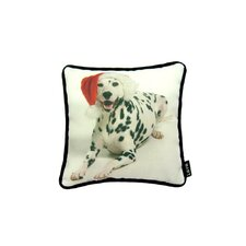 <strong>lava</strong> Lava Holiday Dalmation Pillow
