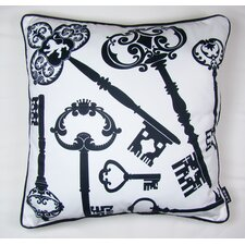 <strong>lava</strong> Key Polyester Pillow