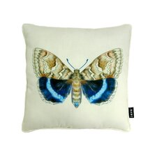 Gris Bleu Polyester Pillow