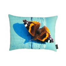<strong>lava</strong> Butterfly Polyester Pillow