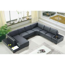 <strong>Hokku Designs</strong> Artistant House Sectional
