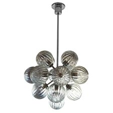 Perle 17 Globes Chandelier