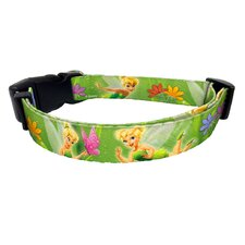 Disney Tinker Bell Nylon Dog Collar