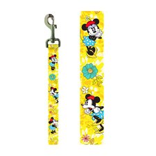 Disney Minnie Mouse Nylon Dog Leash