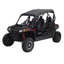 Quadgear UTV Roll Top Cage
