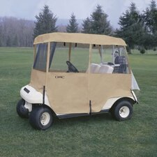 Fairway Deluxe 4 Sided Golf Car Enclosure