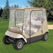 <strong>Classic Accessories</strong> Fairway Travel 4 Sided Golf Car Enclosure