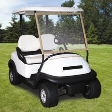 Fairway Golf Portable Golf Car Windshield