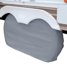 <strong>Classic Accessories</strong> Overdrive RV Dual Axle Wheel Cover