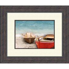 <strong>Pro Tour Memorabilia</strong> Boats B Framed Art
