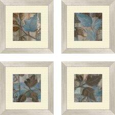 Botanical Perfect Match Wall Art (Set of 4)