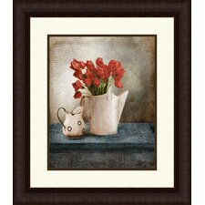 Still Life Framed Painting Print