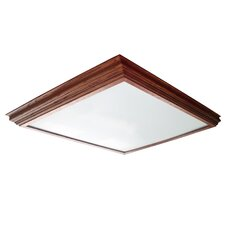 Crown Molding Linear Flush Mount