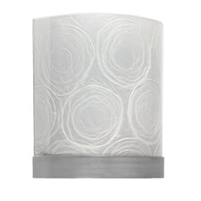 <strong>AFX</strong> Genesis 2 Light Wall Sconce with Lamp