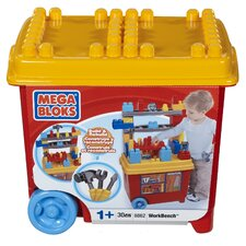 Mega Bloks Build'n Play Workbench