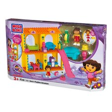 <strong>Mega Brands</strong> Nickelodeon Dora the Explorer Playtime Adventure