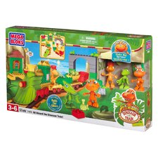Dinosaur Train Mighty Triassic Train Station