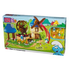 The Smurfs Smurf Buildable Carnival