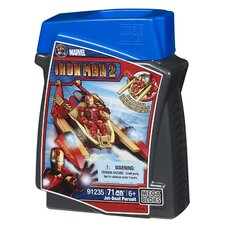 Marvel Iron Man Jet Boat Pursuit