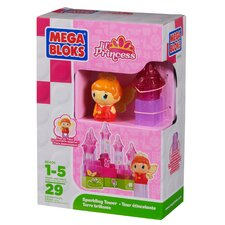 <strong>Mega Brands</strong> Lil' Princess Sparkling Tower