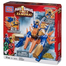 Power Rangers Samurai ClawZord