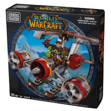 World of Warcraft Flying Machine and Flint