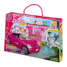 <strong>Mega Brands</strong> Barbie Build 'n Style Convertible