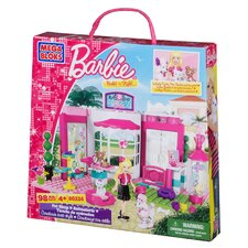 <strong>Mega Brands</strong> Barbie Build 'n Style PetShop