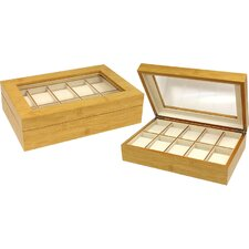 <strong>Seya Inc.</strong> 10 Slot Watch Box