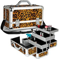 Professional 3-Tier Makeup Case