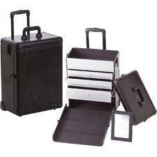 Professional Rolling Makeup Case