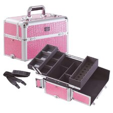 Professional Nail Polish Cosmetic Makeup Case