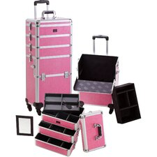 4-1 Rolling Cosmetic Makeup Case