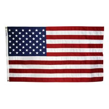 <strong>Annin & Company</strong> Tough-Tex Woven Traditional US Flag