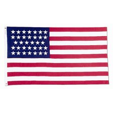Star US Traditional Flag