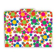 Functional File Folders Flower