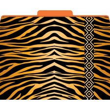 Functional File Folders Tiger