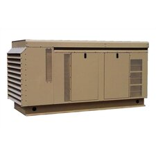 90 Kw Three Phase 120/208 V Natural Gas and Propane Double Fuel Standby Generator