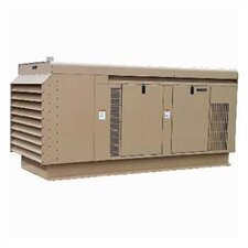 60 Kw Three Phase 277/480 V Natural Gas Propane Standby Generator