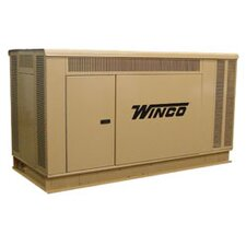 40 Kw Three Phase 277/480 V Natural Gas Propane Standby Generator