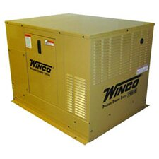 8 Kw Single Phase 120/240 Natural Gas and Propane Double Fuel Standby Generator