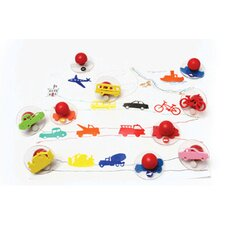 Ready2learn Giant Transportation 1 (Set of 10)