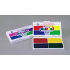 Stamp Pad Primary Washable Red