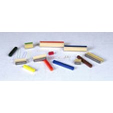 Cuisenaire Rod Stamps (Set of 10)