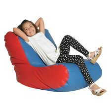 <strong>The Children's Factory</strong> Child's Bean Bag Chaise Lounge