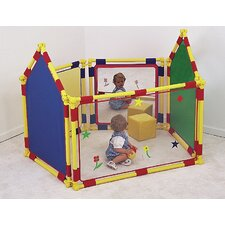 <strong>The Children's Factory</strong> Baby Corral Play Panel Set